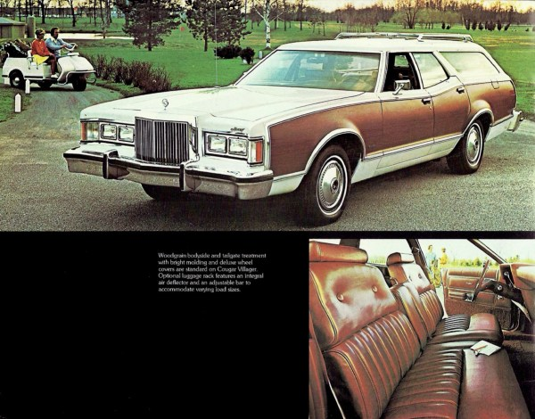 1977 mercury cougar villager