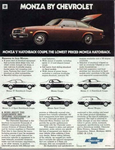 1978 Chevrolet Monza-12