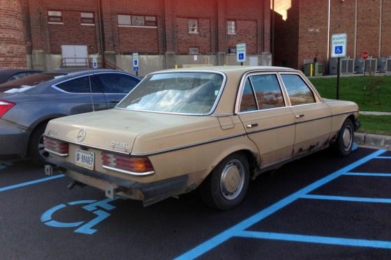 1980 MB 300D c