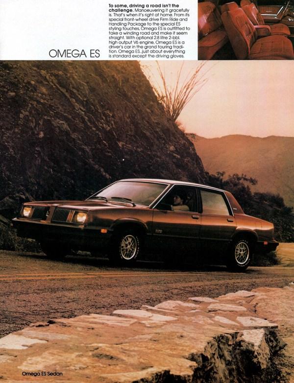 1983 olds omega es
