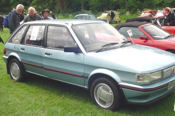1984 MG Maestro_3