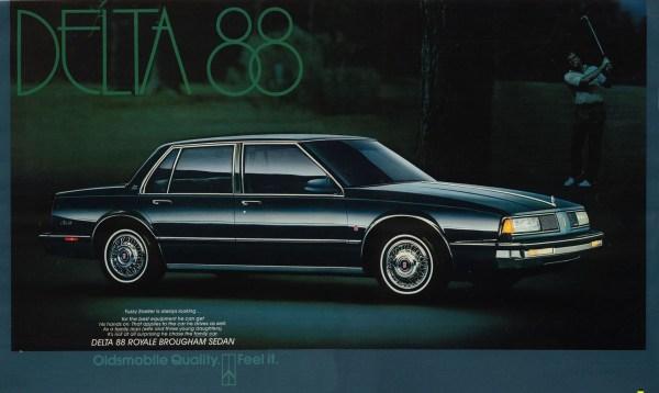 1986 oldsmobile delta 88