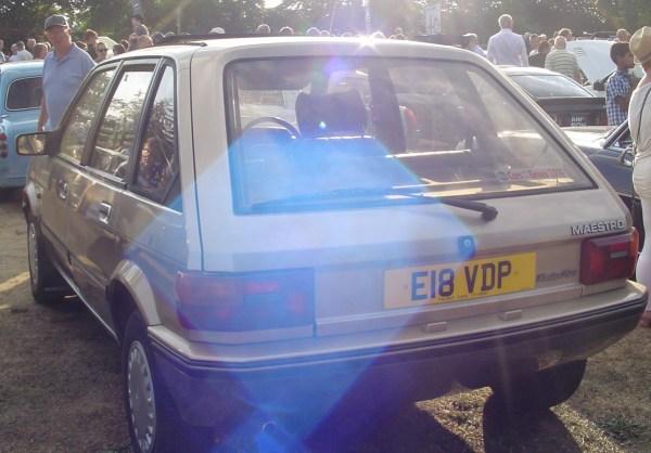 1988 Austin Maestro VDP