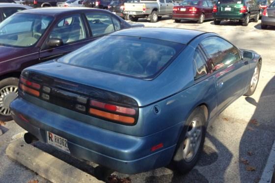 1992 Nissan 300ZX f
