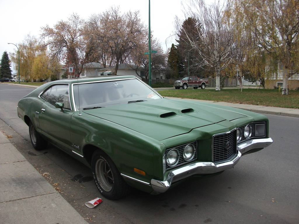 Cohort Capsule 1972 Mercury Montego Gt Look What The Cat Dragged In