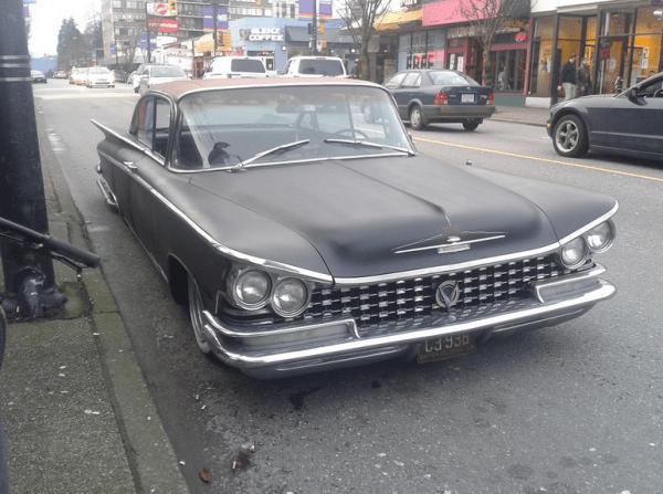 Buick 1959 ff