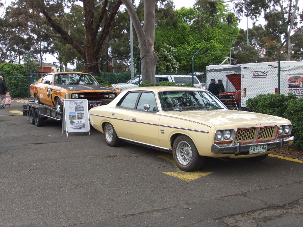 Automotive History – The Valiant in Australia, Part Two