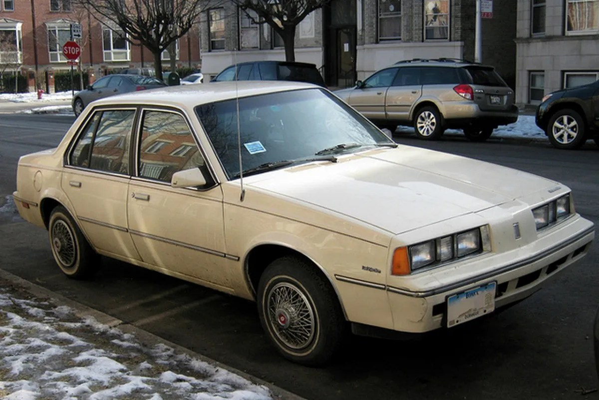 Cars For 10 Year Olds >> Cohort Capsule: Oldsmobile Firenza – Should They Have ...
