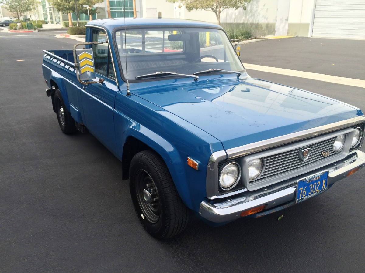 eBay Find: 1974 Mazda Rotary Pickup – For Charity