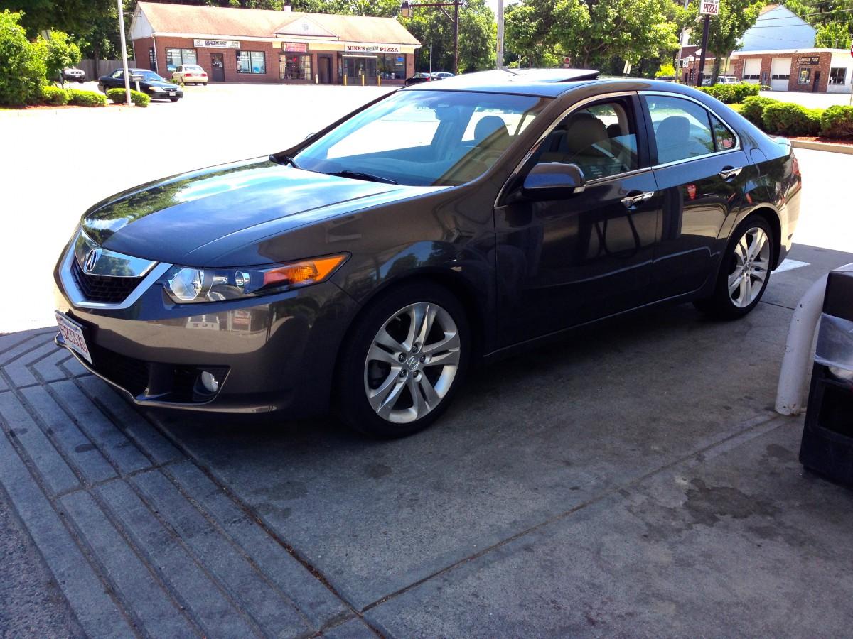 COAL: 2010 Acura TSX V6 – I Picked A Winner