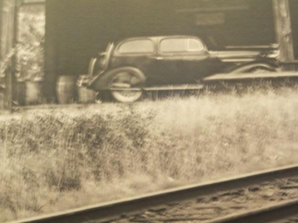Mystery car seattle