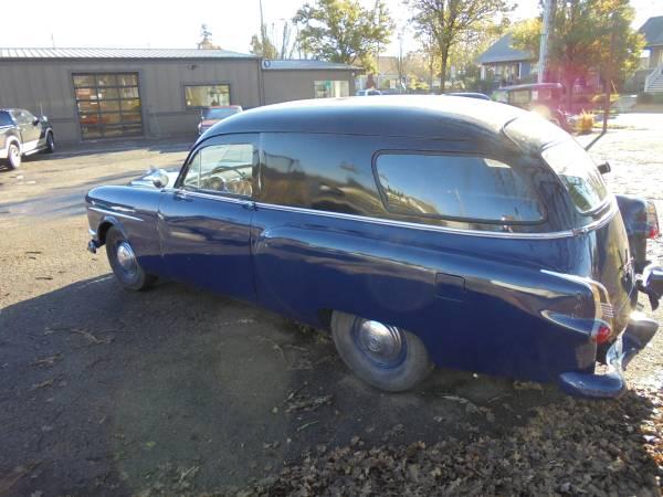 Packard 1953 hearse rq2