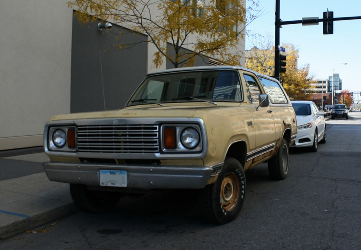 cohort capsule plymouth trail duster refusing to hit the ol dusty trail. Black Bedroom Furniture Sets. Home Design Ideas