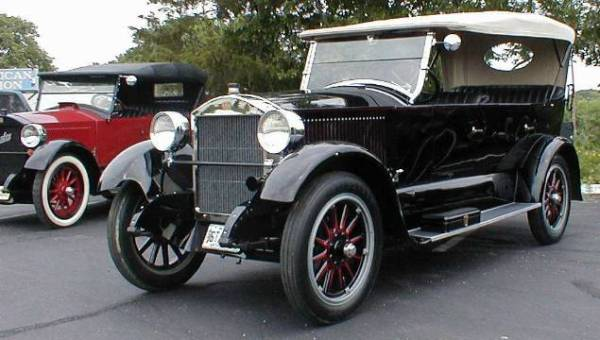 Stanley 1924 Model-750