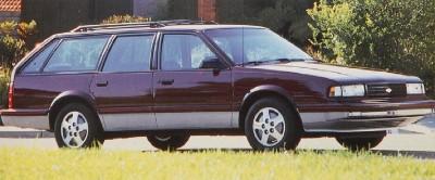 Chevrolet Celebrity - Overview - CarGurus