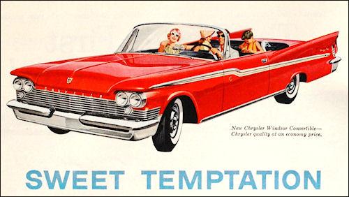 chrysler 1959 WindsorConvert