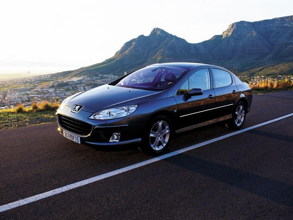 curbside capsule 2006 2010 peugeot 407 coupe polarizing pug. Black Bedroom Furniture Sets. Home Design Ideas