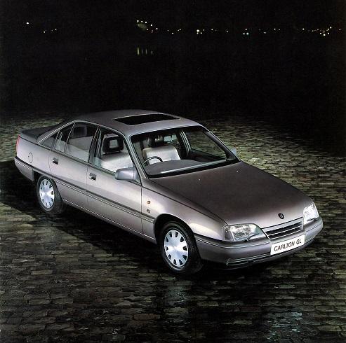 vauxhall carlton 1987