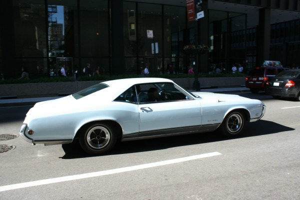 009 - 1969 Buick Riviera CC