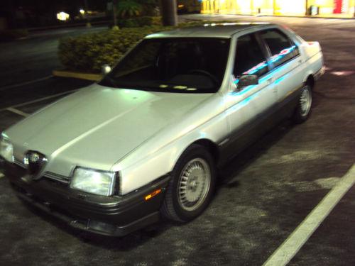 eBay Find: 1991 Alfa Romeo 164 – Craigslist? On my eBay?