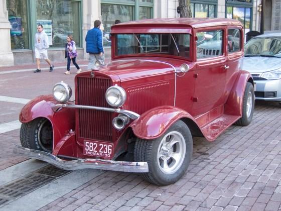 1930 Nash a