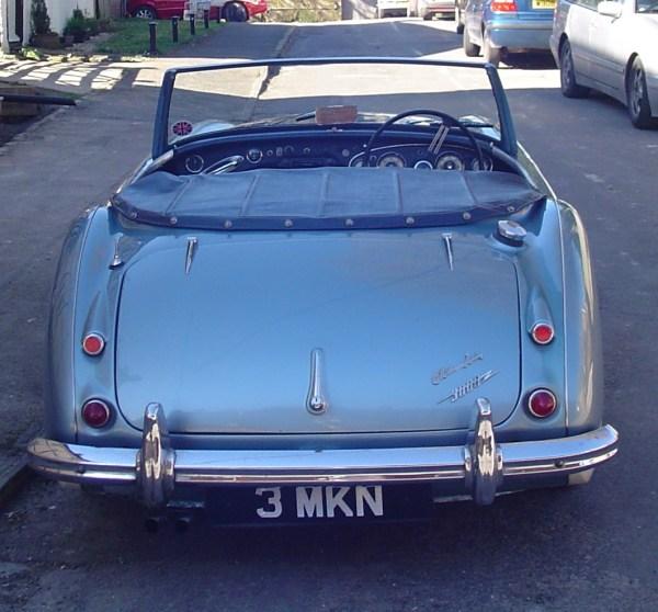 1960 Austin Healey 5
