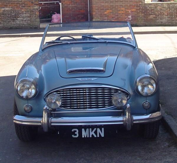 1960 Austin Healey 9