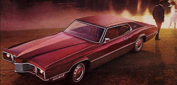1970 Ford Thunderbird | Credit: oldcarbrochures.com