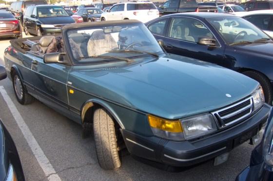 1992 Saab 900 Turbo d