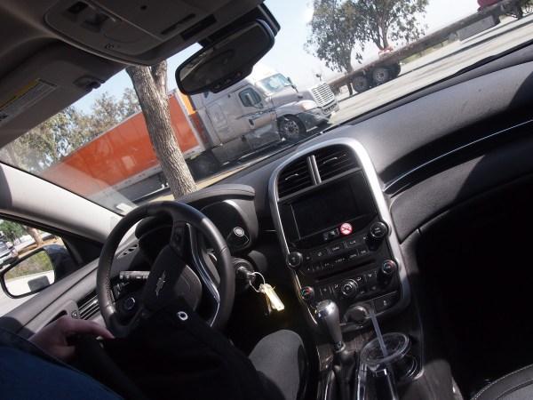 2015 Chevrolet Malibu (13)