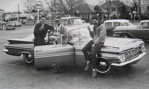 Chevrolet 1959 georgetown TX 1967 John Lloyd
