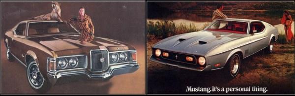Gen 3 Mustang Cougar