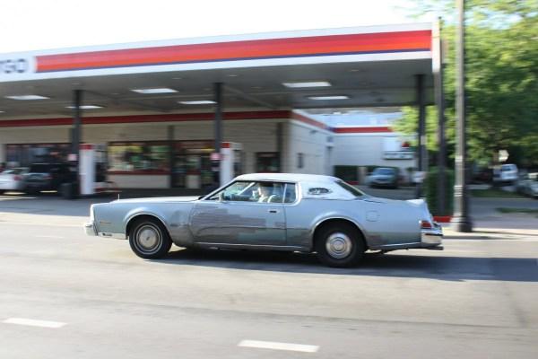 Lincoln Mk IV citgo