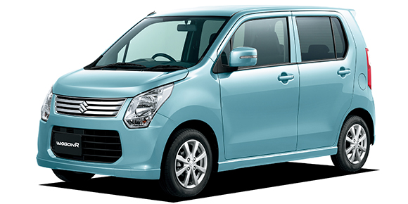 Suzuki wagon R 2104