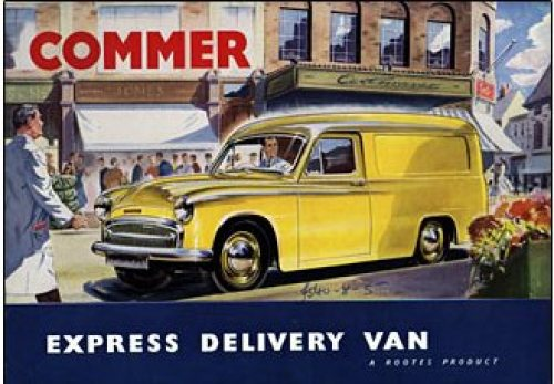 express-delivery-brochures