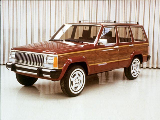 my curbside classic 1989 jeep xj wagoneer limited a cherokee with rh curbsideclassic com Jeep Cherokee XJ Modifications Jeep Cherokee XJ Interior
