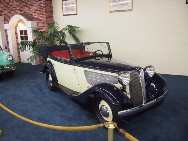 1936 bmw 319