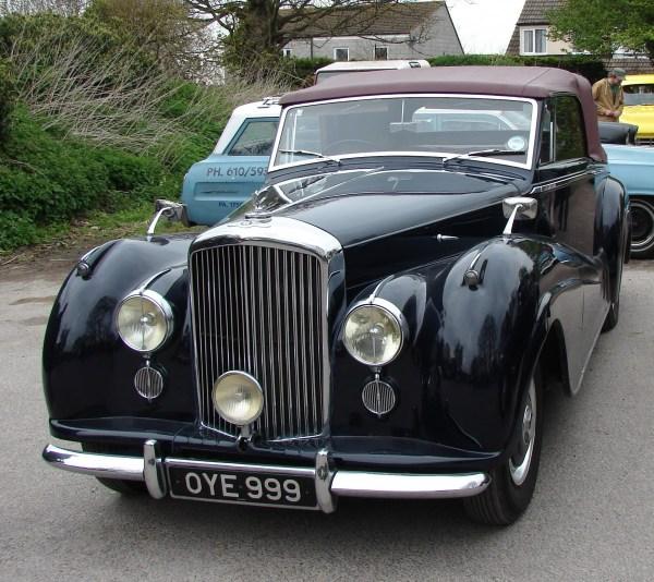 1954 bentley r type-2
