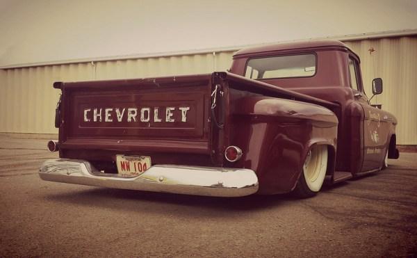 1956 Chevrolet 1300 pickup truck