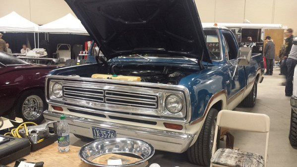 1972 Fargo pickup truck