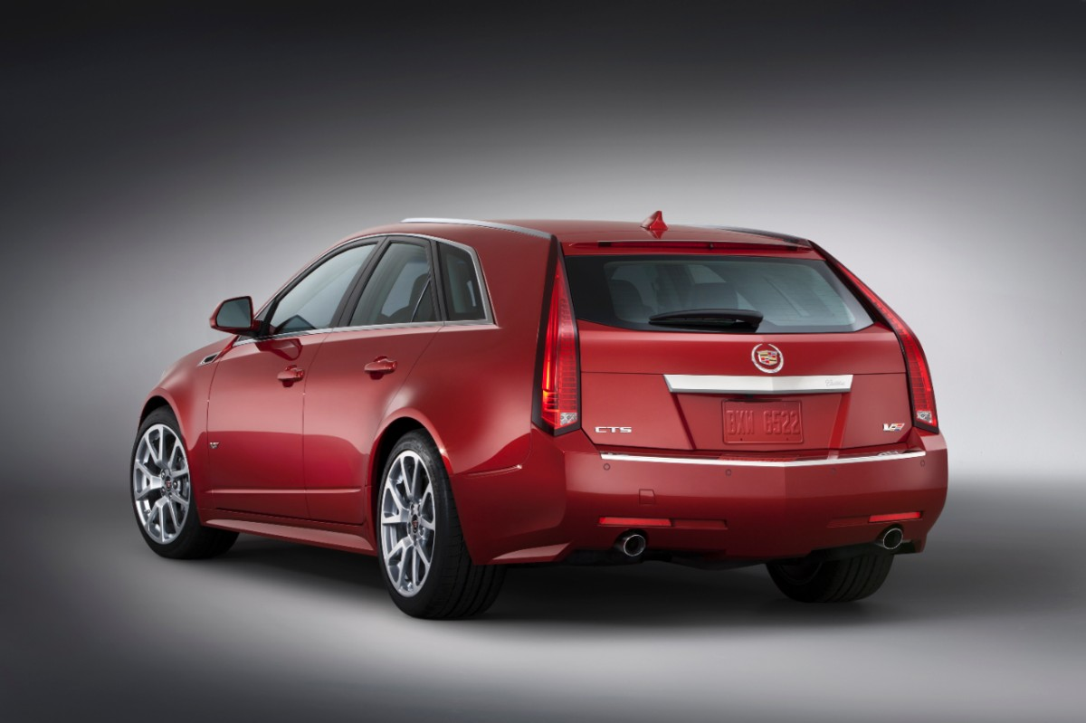 Future curbside classics 2010 14 cadillac cts sport wagon agree or disagree is this the most beautiful station wagon ever