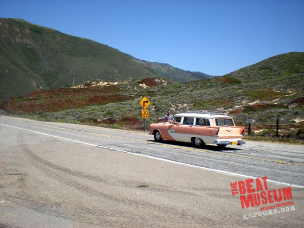 Big Sur On the road 1
