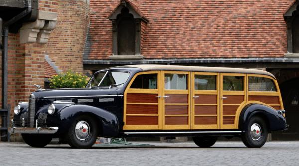 Buick woodie wagon