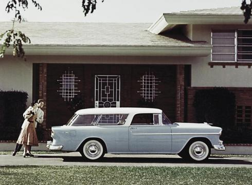 Chevrolet 1955 Nomad cl