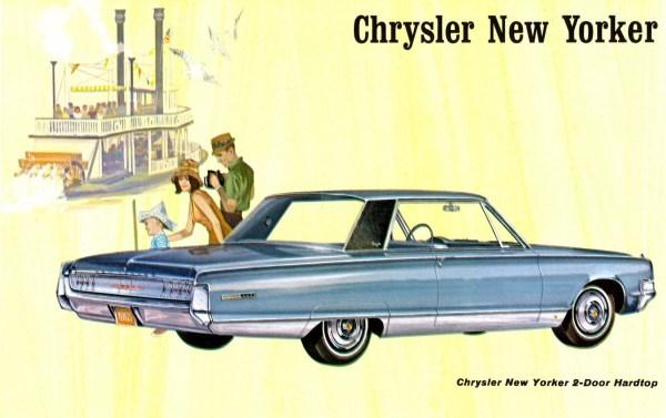 Chrysler 1965 NY ad
