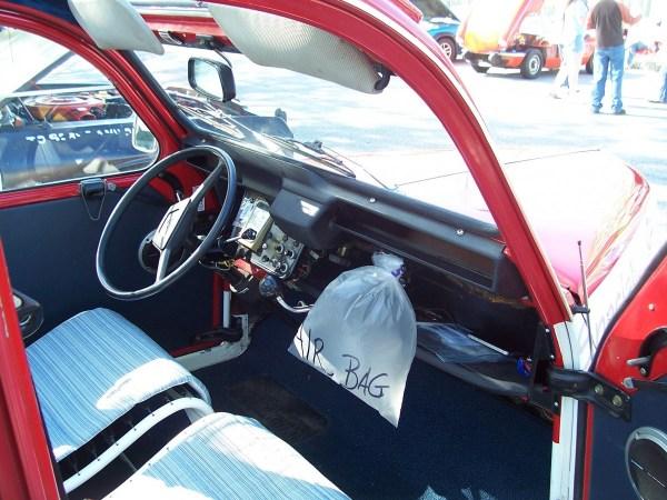 Citroen 2CV wagon int