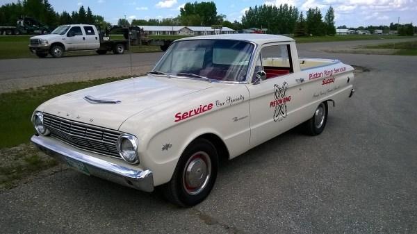 Ford Falcon 1963 Ranchero V8 fq