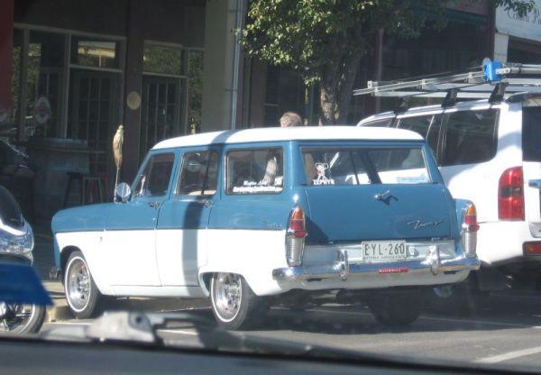 Ford Zephyr MkII wagon