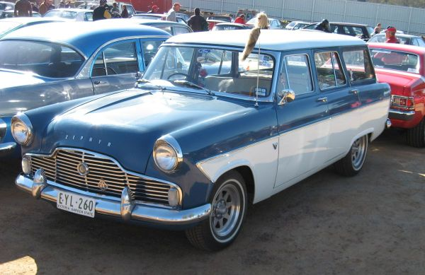 Ford Zephyr wagon