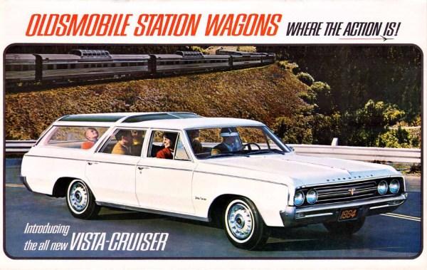 Oldsmobile Vista Cruiser 1964
